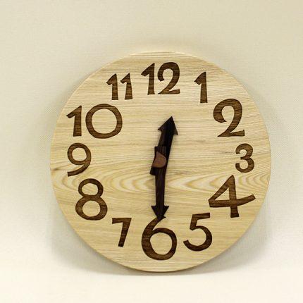 木の時計 DECCA