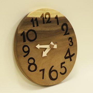 モンキーポッドの時計