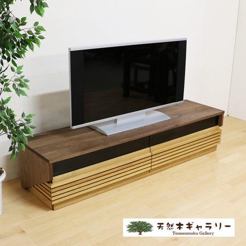 『無垢のテレビボード』をオンラインショップに追加しました。
