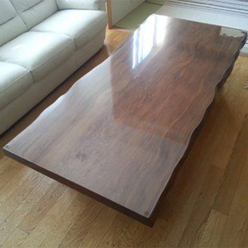 神代杉 一枚板テーブル