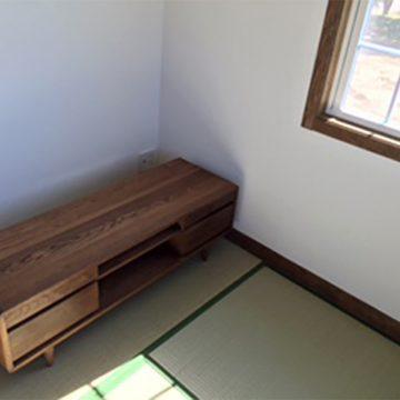 天然木 TVボード