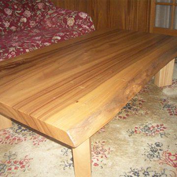 楠 一枚板テーブル