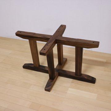 モンキーポッド輪切りテーブル