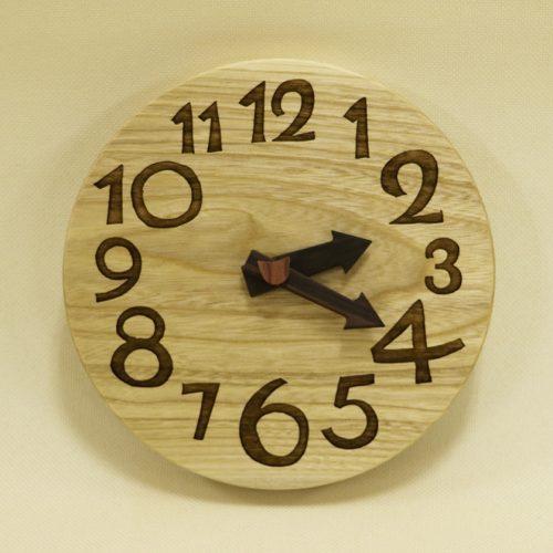 木の時計 conma 栓