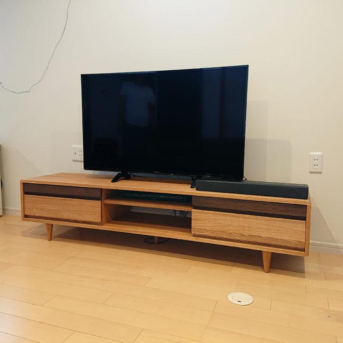 テレビボード シンフォニー