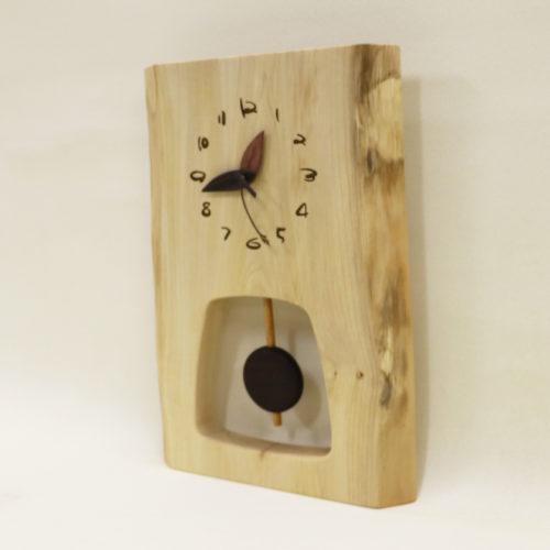 森の振り子時計