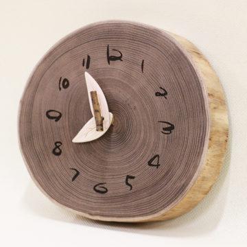 切り株時計