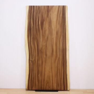 一枚板モンキーポッド オイル仕上1800