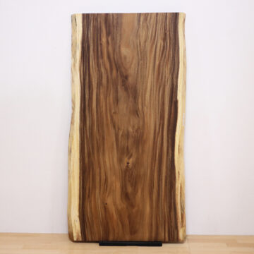 一枚板モンキーポッド 1790オイル仕上